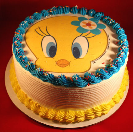 C3-Tweety Bird