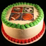 Cakes For Sports Fans